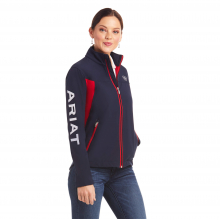Women's New Team Softshell Jacket by Ariat in Squamish BC