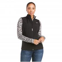 Women's New Team Softshell Vest by Ariat