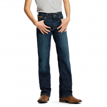 Men's B5 Slim Stretch Legacy Stackable Straight Leg Jean by Ariat in Lafayette CO