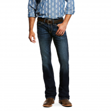 Men's M7 Rocker Concord Stretch Stackable Straight Leg Jean by Ariat