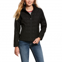 Women's REAL Softshell Jacket by Ariat