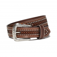 Studded Basket Weave Belt by Ariat in Fort Collins CO