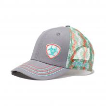 Women's Mesh Snap Back Shield Logo Hat by Ariat in Lafayette CO