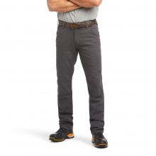 Men's Rebar M4 Low Rise DuraStretch Made Tough Double Front Stackable Straight Leg Pant by Ariat in Fort Collins CO