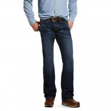 Men's M7 Rocker Stretch Montecito Stackable Straight Leg Jean by Ariat
