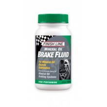 Mineral Oil Brake Fluid - 4oz - Bottle by Finish Line in Squamish BC