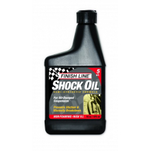 Shock Oil 5wt - 16oz - Bottle by Finish Line in Squamish BC