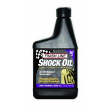 Shock Oil 10wt - 16oz - Bottle by Finish Line in Aurora CO