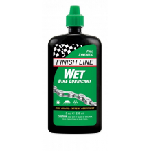 Wet Lube - 8oz - Drip Bottle by Finish Line in Squamish BC