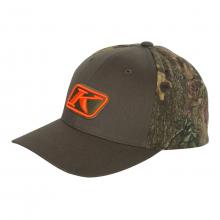 Men's Camo Snap Back Hat by KLIM