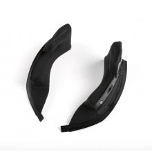 K1R Cheek Pads 20 MM Black
