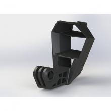 F5 Chin Vent Camera Mount by KLIM