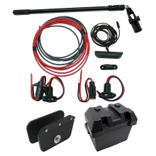 Transom Mount Motor Kit by NuCanoe