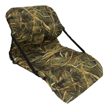 Camo Pinnacle Seat Cover by NuCanoe