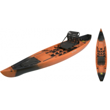 Pursuit Decking Kit - Black, Grey, or Camo