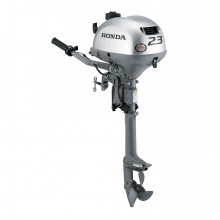 Honda 2.3hp Short Shaft by NuCanoe