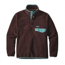Men's Synch Snap-T Pullover by Patagonia in Wichita Ks