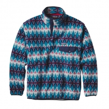 Men's Synch Snap-T Pullover by Patagonia in Anderson Sc