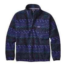 Men's Synch Snap-T Pullover by Patagonia in Ellicottville Ny