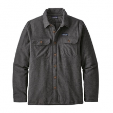 Men's Insulated Fjord Flannel Jacket by Patagonia in Iowa City IA