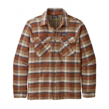 Men's Insulated Fjord Flannel Jacket by Patagonia in Sioux Falls SD