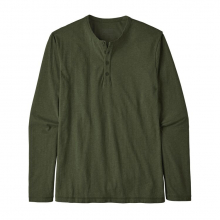 Men's L/S Daily Henley by Patagonia in Iowa City IA