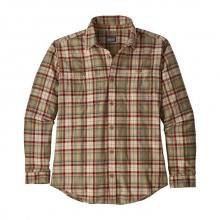 Men's L/S Pima Cotton Shirt by Patagonia