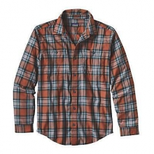 Men's L/S Pima Cotton Shirt by Patagonia in Charleston Sc