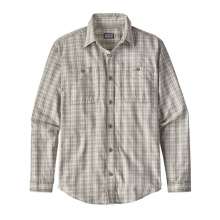 Men's L/S Pima Cotton Shirt by Patagonia in Meridian Id