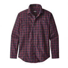 Men's L/S Pima Cotton Shirt by Patagonia in Solana Beach Ca