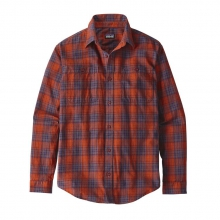 Men's L/S Pima Cotton Shirt by Patagonia in Shreveport La