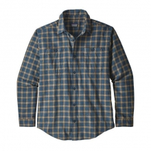 Men's L/S Pima Cotton Shirt by Patagonia in Glenwood Springs CO