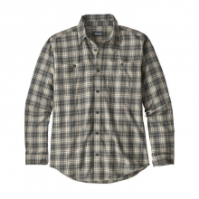 Men's L/S Pima Cotton Shirt by Patagonia in San Luis Obispo Ca