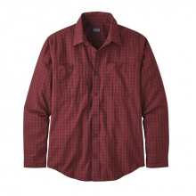 Men's L/S Pima Cotton Shirt by Patagonia in Hope Ar