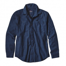 Men's L/S Pima Cotton Shirt by Patagonia in Columbia Sc