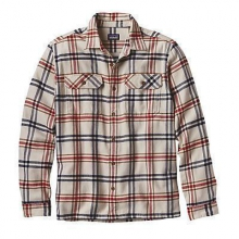 Men's L/S Fjord Flannel Shirt by Patagonia in Great Falls Mt