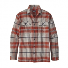 Men's L/S Fjord Flannel Shirt by Patagonia in Ramsey Nj