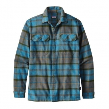 Men's L/S Fjord Flannel Shirt by Patagonia in Knoxville Tn
