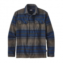 Men's L/S Fjord Flannel Shirt by Patagonia in Dawsonville Ga