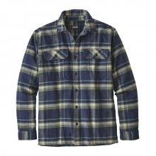 Men's L/S Fjord Flannel Shirt by Patagonia in Courtenay Bc
