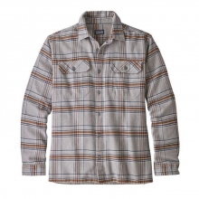 Men's L/S Fjord Flannel Shirt by Patagonia in Glenwood Springs CO