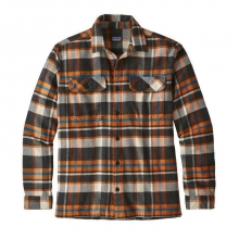 Men's L/S Fjord Flannel Shirt by Patagonia in Victoria Bc
