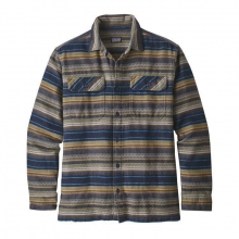 Men's L/S Fjord Flannel Shirt by Patagonia in Rogers Ar