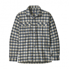 Men's L/S Fjord Flannel Shirt by Patagonia in Frisco CO