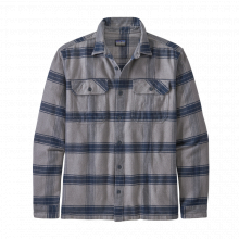 Men's L/S Fjord Flannel Shirt by Patagonia in Kirkland WA
