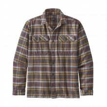 Men's L/S Fjord Flannel Shirt by Patagonia in Blacksburg VA