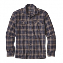 Men's L/S Fjord Flannel Shirt by Patagonia in Ellicottville Ny