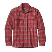 Men's L/S Fjord Flannel Shirt by Patagonia in Lubbock Tx