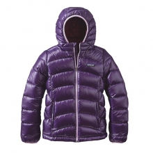 Girls' Hi-Loft Down Sweater Hoody by Patagonia