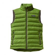Boys' Down Sweater Vest by Patagonia